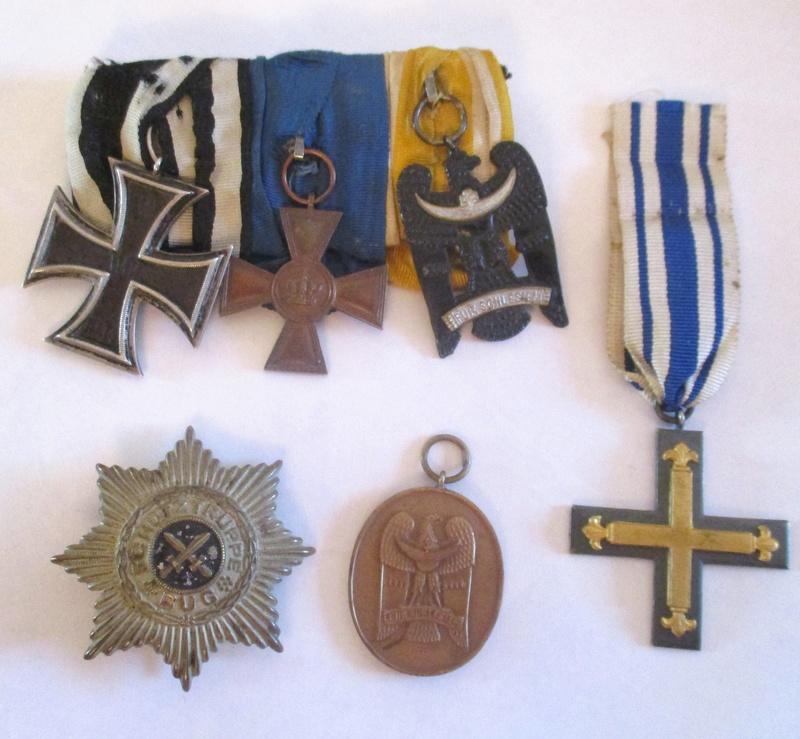 médailles freikorps F110
