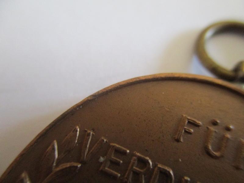 médailles freikorps F1110