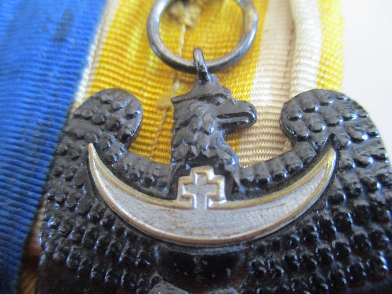médailles freikorps F1610