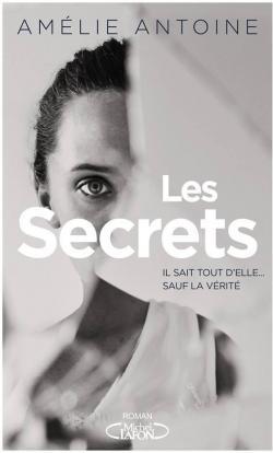 [Antoine, Amélie] Les secrets Cvt_le10