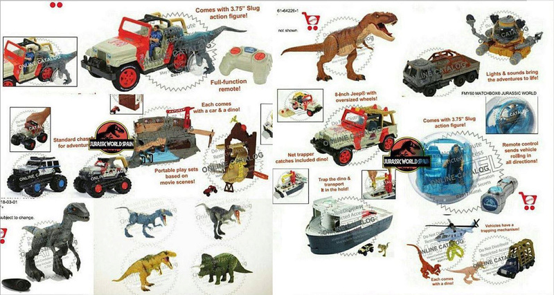 Jurassic World Fallen Kingdom Merchandise Jurass10