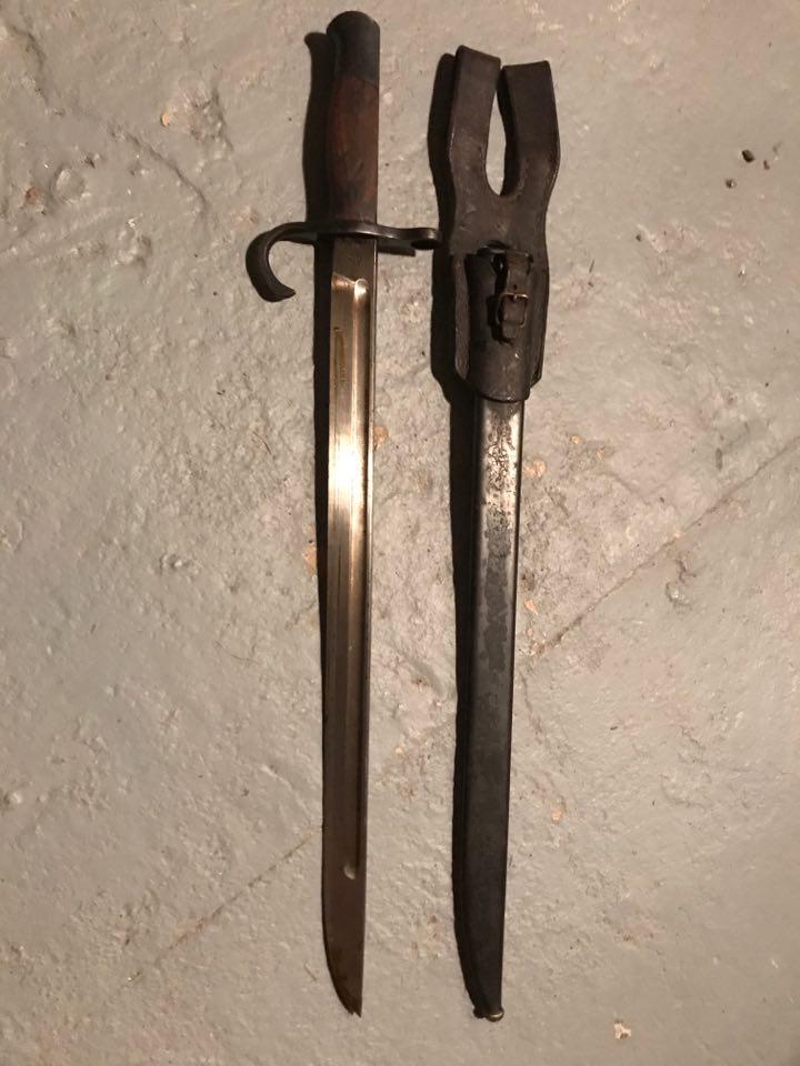 Identification baionette Baiob11