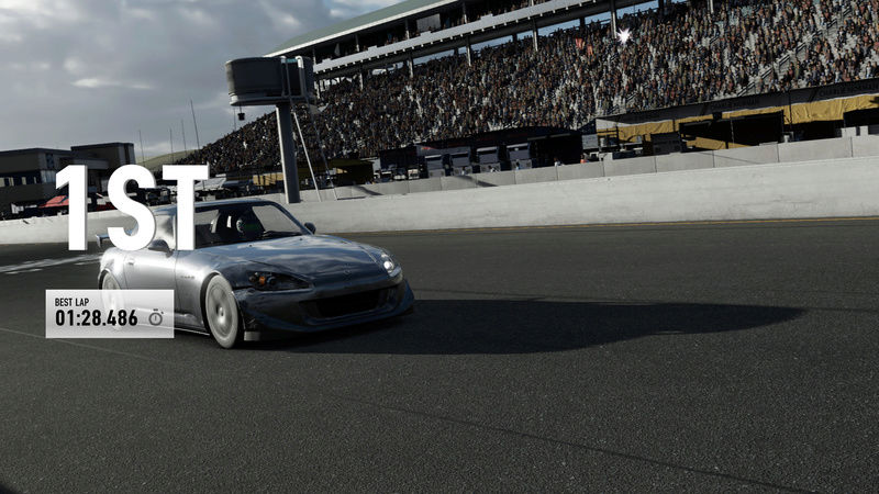 FM7 Time Attack | 300 HP (FWD/RWD) - Sonoma Short 1e542010