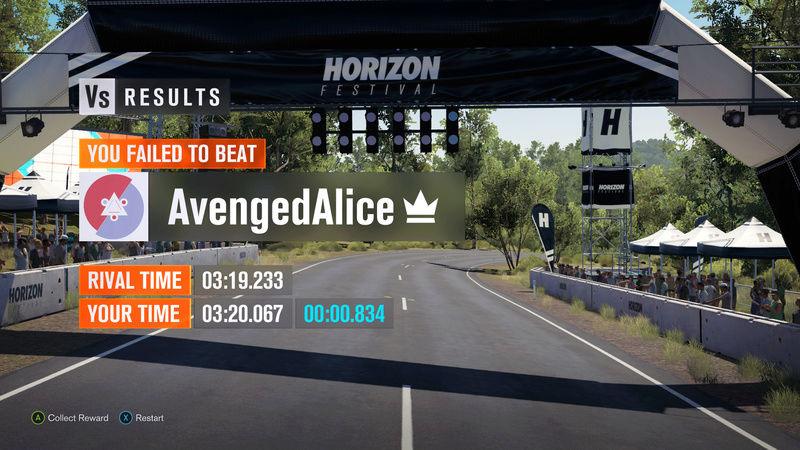 FH3 Time Attack | Stock Car Challenge #27 (2014 HSV GTS) 6f6da910