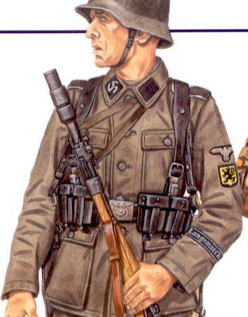 "[CDA] Whitewolf - 6è Brigade d'assaut ""Langemark"". Presse24"