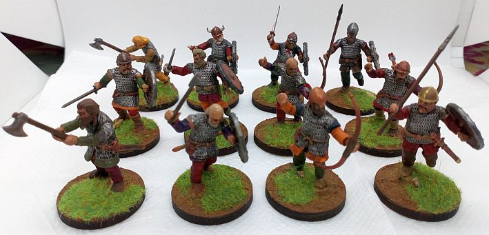 La Tribu des Loups-Blancs Vikings Viking10