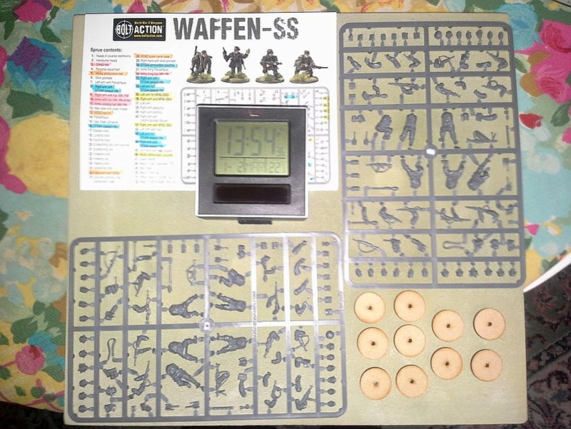 """[CDA] Whitewolf - 6è Brigade d'assaut """"Langemark"""". Waffen11"""