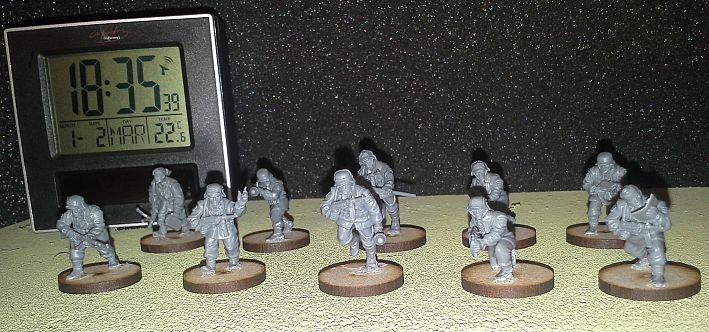 """[CDA] Whitewolf - 6è Brigade d'assaut """"Langemark"""". Waffen12"""