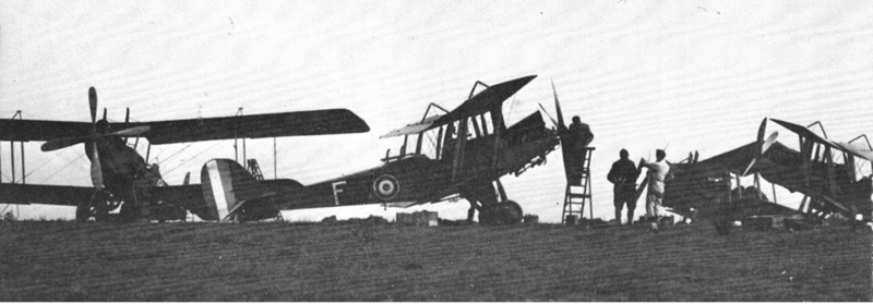 """[Airfix 1/72] Royal Aircraft Factory RE.8 """"Harry Tate"""" 1024px10"""
