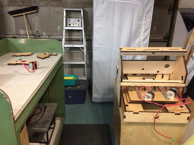 Mini Fraiseuse CNc en Kit - Page 6 Img_2410