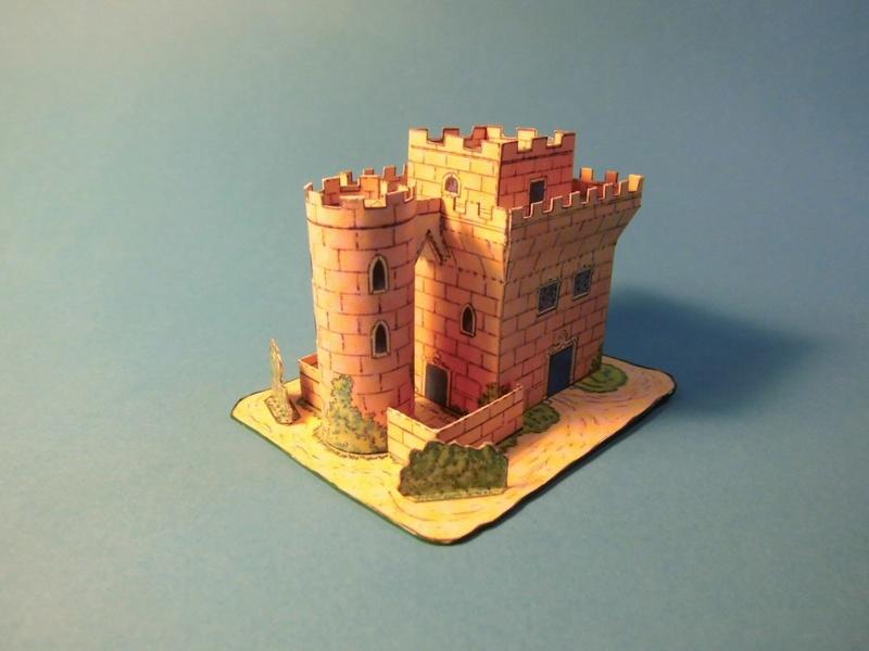 Kleine Burgen aus Spanien Cimg3413