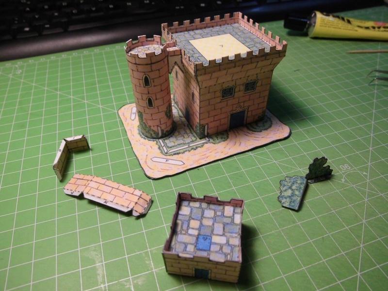 Kleine Burgen aus Spanien Cimg3417