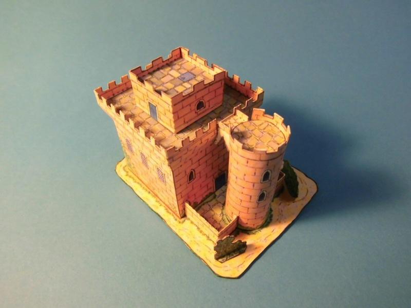 Kleine Burgen aus Spanien Cimg3418