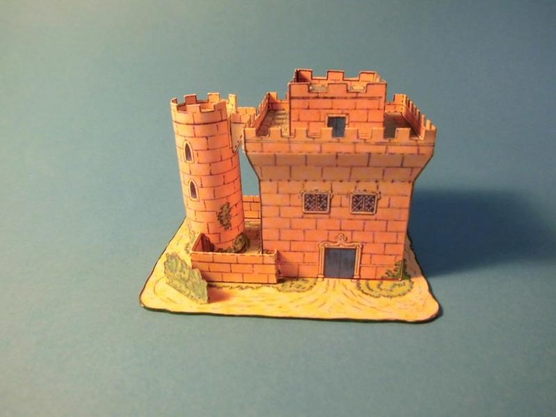 Kleine Burgen aus Spanien Cimg3419