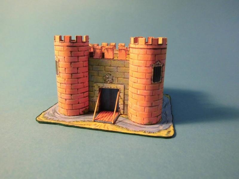 Kleine Burgen aus Spanien Cimg3420