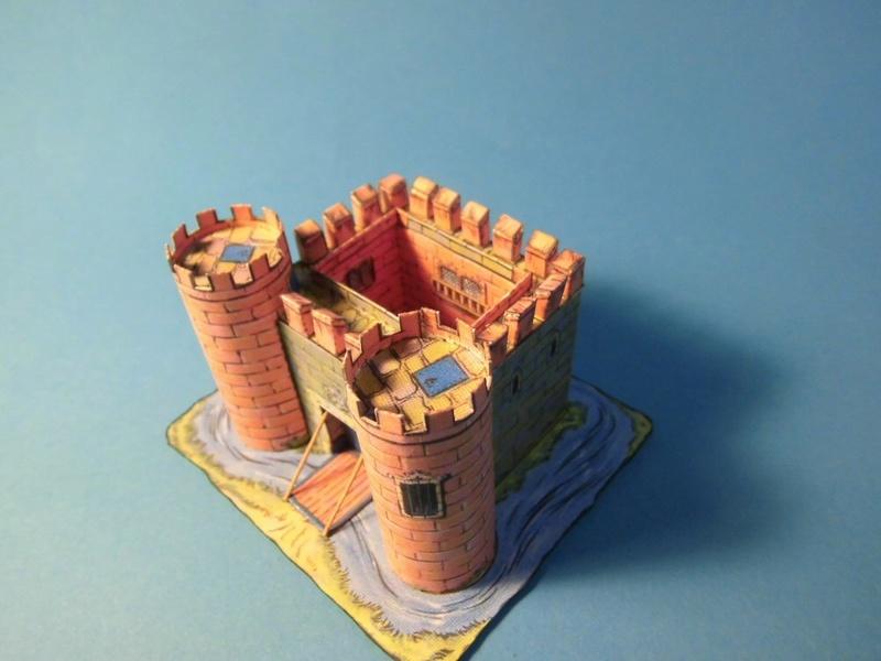 Kleine Burgen aus Spanien Cimg3421