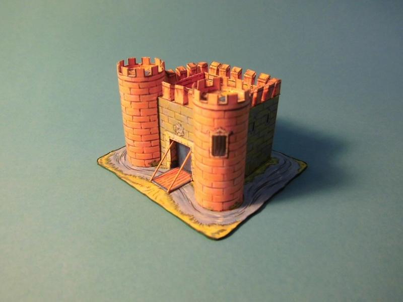 Kleine Burgen aus Spanien Cimg3422
