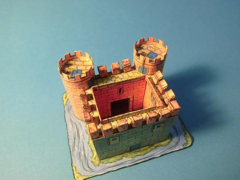 Kleine Burgen aus Spanien Cimg3423