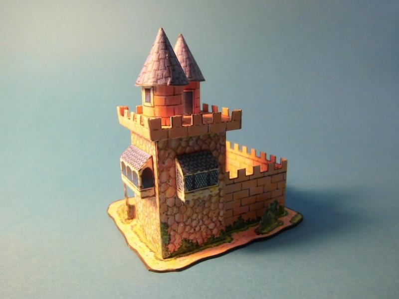 Kleine Burgen aus Spanien Cimg3424