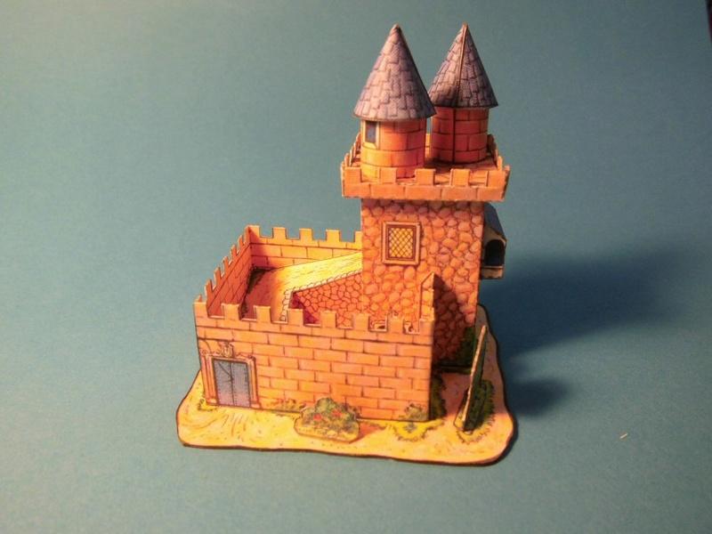 Kleine Burgen aus Spanien Cimg3425