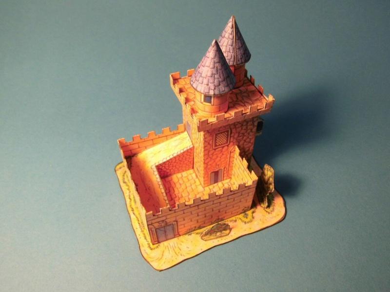 Kleine Burgen aus Spanien Cimg3426