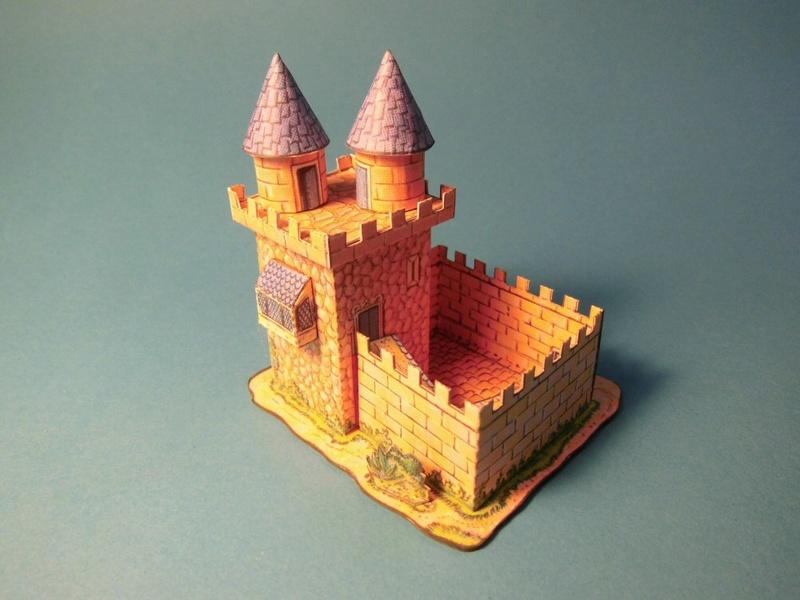 Kleine Burgen aus Spanien Cimg3427