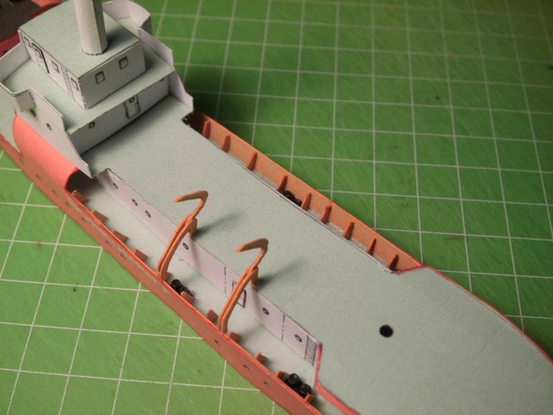 Feuerschiff Borkumriff  1:250  Cimg3431