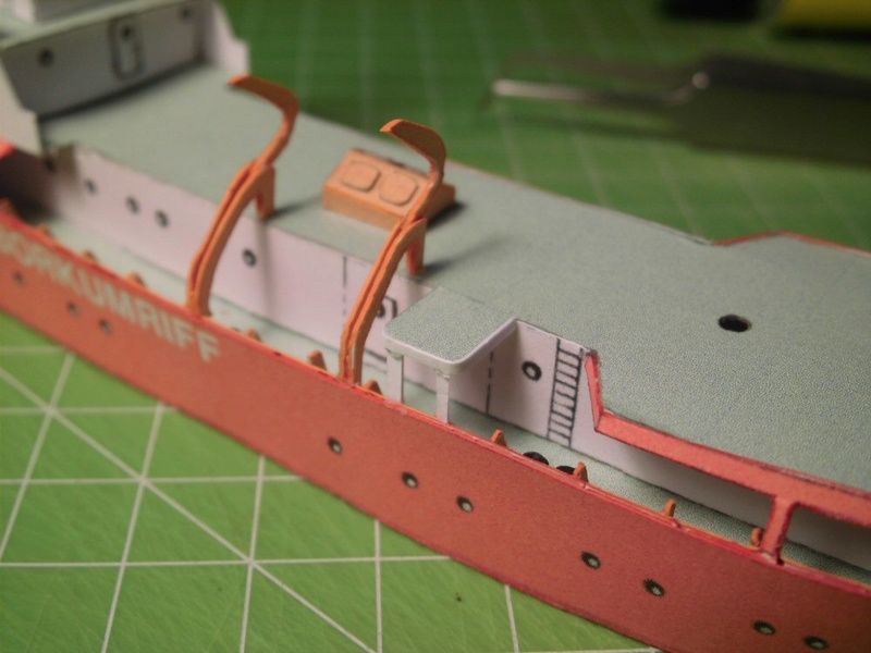 Feuerschiff Borkumriff  1:250  Cimg3432