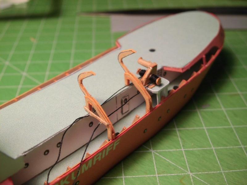 Feuerschiff Borkumriff  1:250  Cimg3433