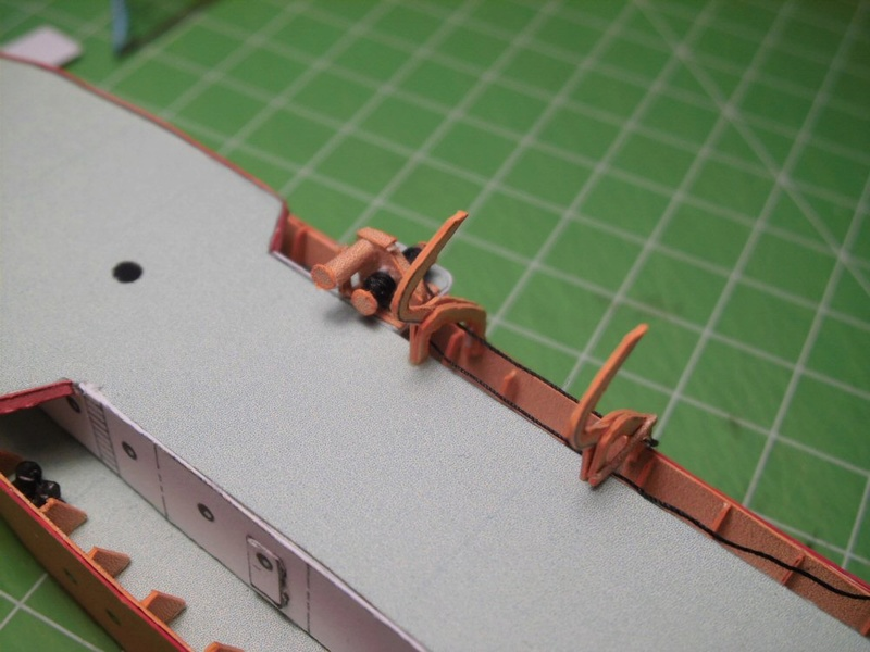 Feuerschiff Borkumriff  1:250  Cimg3434