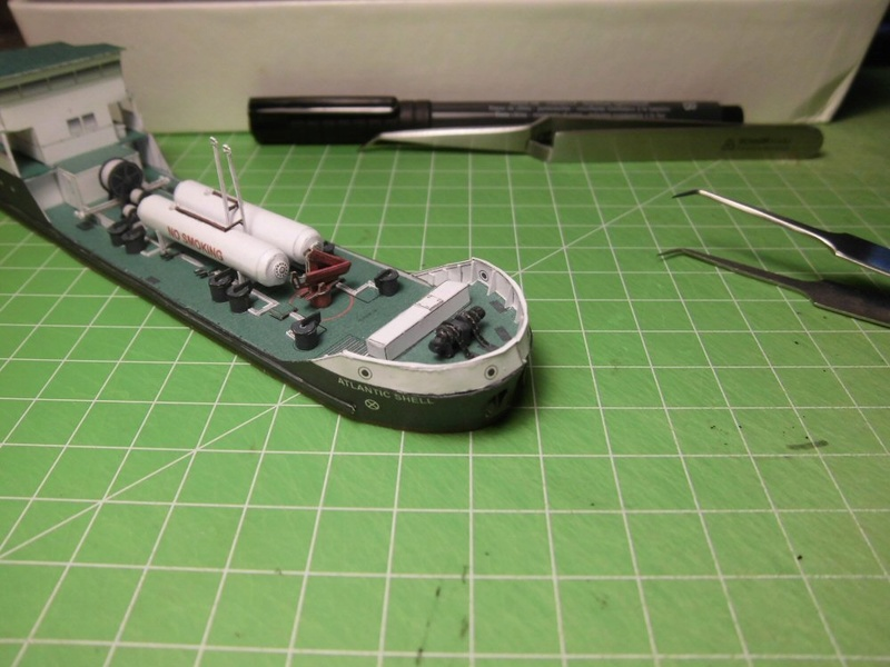 Atlantic Shell von Paper Shipwright 1:250 Cimg3616
