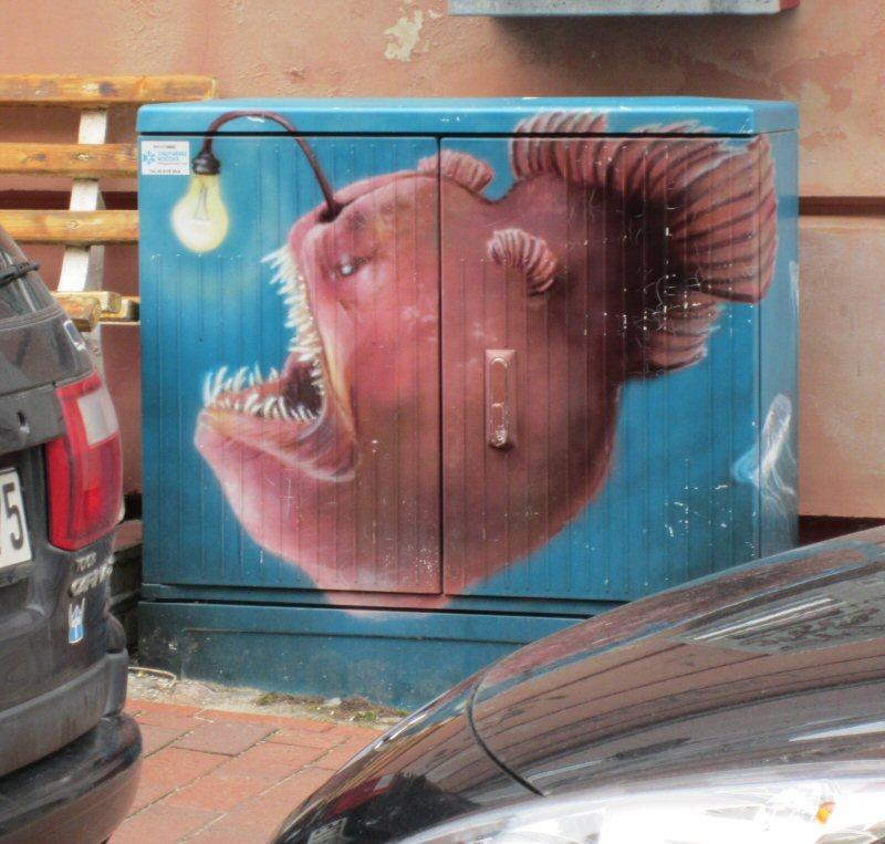Anti Graffiti für Zweckgebäude Image110