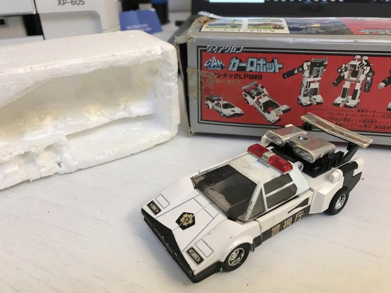 Pré-Transformers: Diaclone et Microman (Micro Change) Img_4412