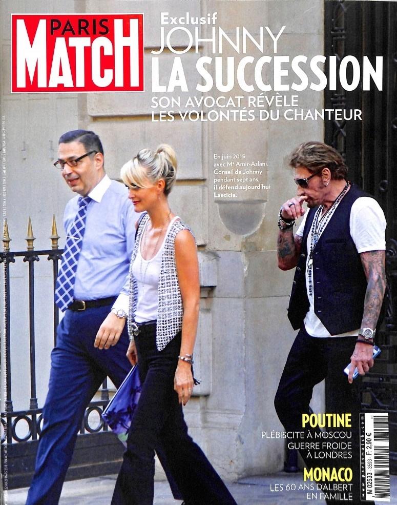 Paris-Match Johnny encore en couverture M2533_12