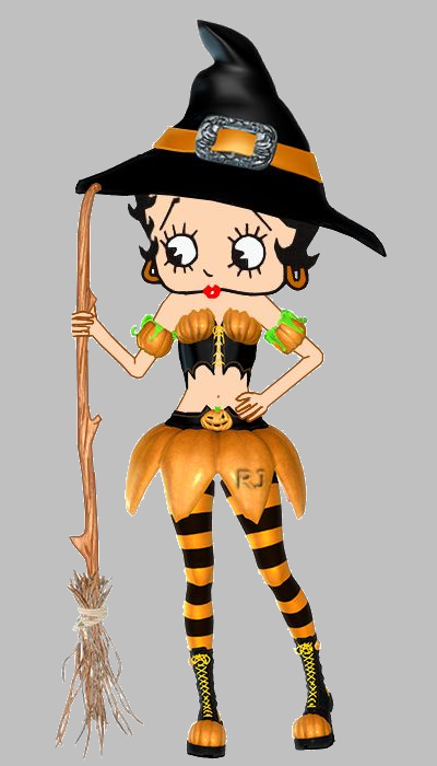Betty Boop - Halloween - Page 6 F7d8d610