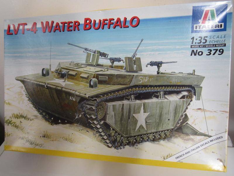 Char LVT- 4 - Water Buffalo  0112