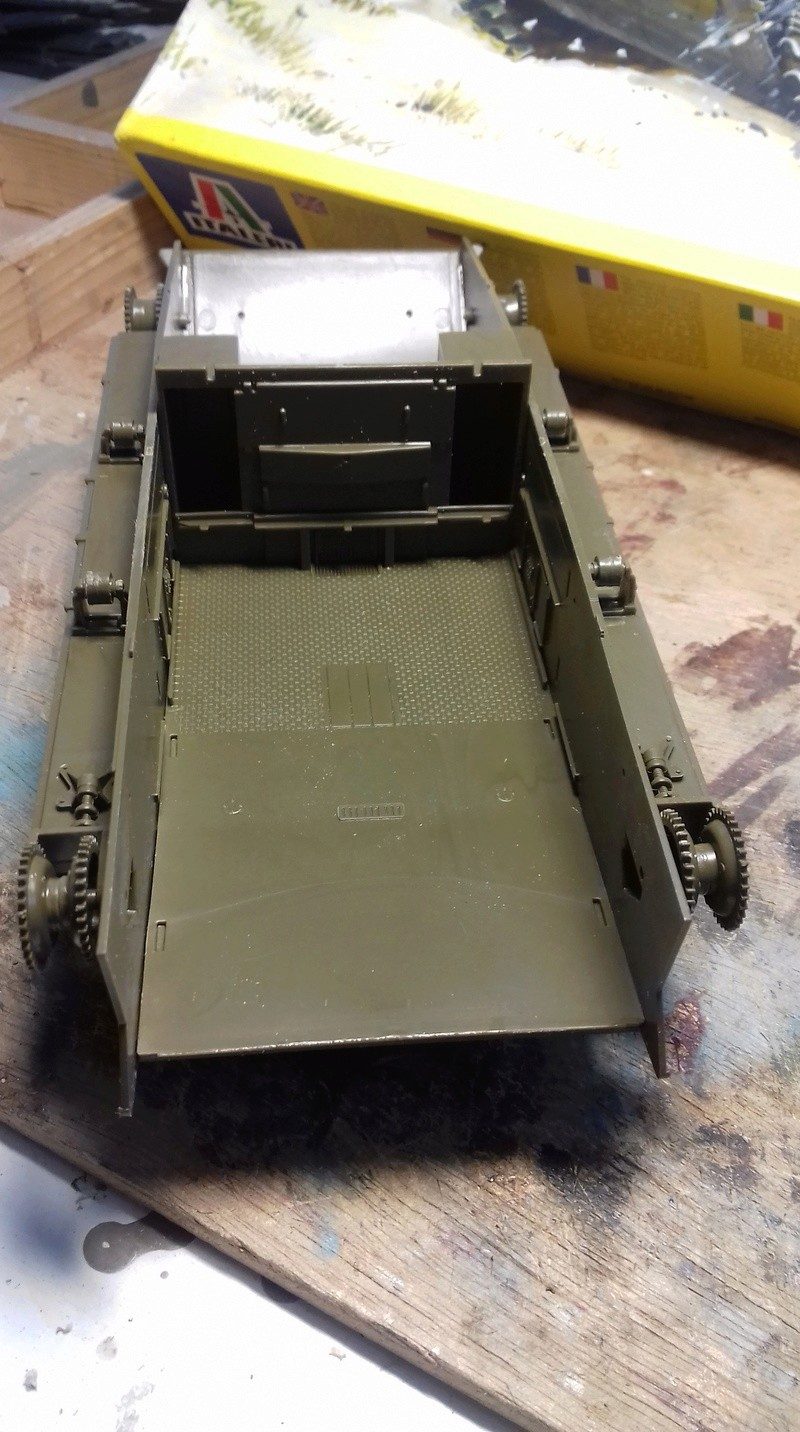char LVT 4  WATER BUFFALO 1022