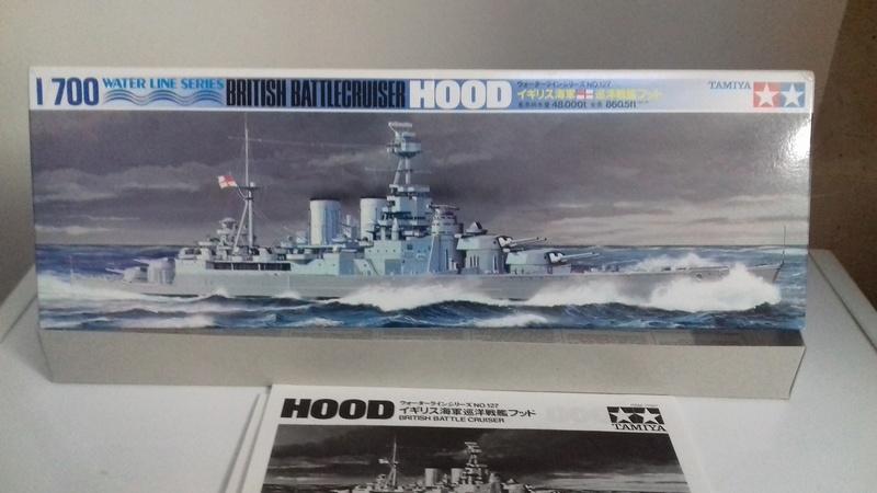 HMS Hood au 1/700 116