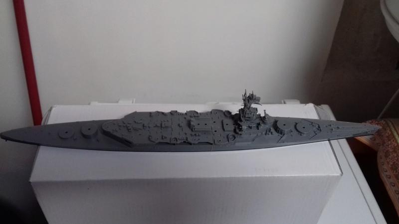 HMS Hood au 1/700 1211