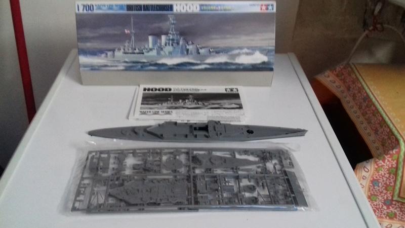 HMS Hood au 1/700 212
