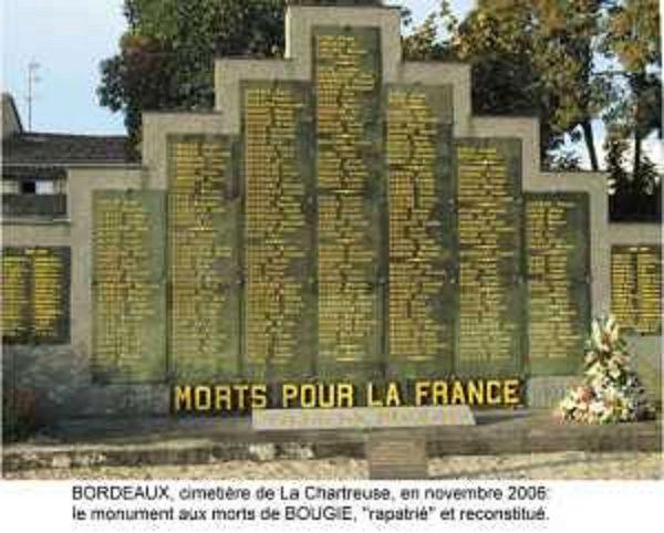 [ Histoires et histoire ] Monuments aux morts originaux Français Tome 2 - Page 4 Bordea10