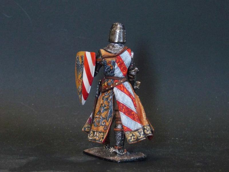Chevalier écossais 54mm Knight11
