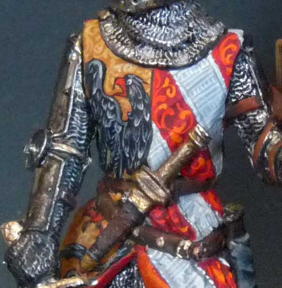 Chevalier écossais 54mm Knight12