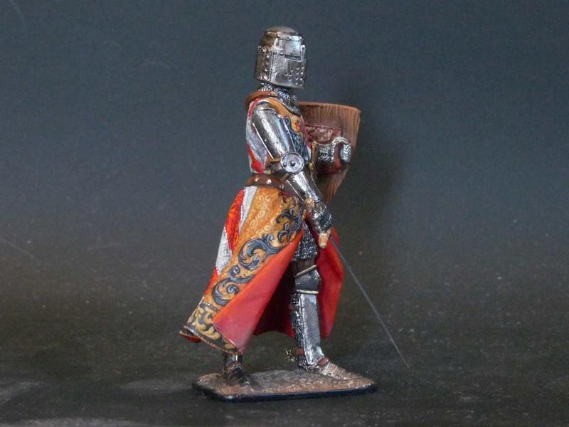 Chevalier écossais 54mm Knight13
