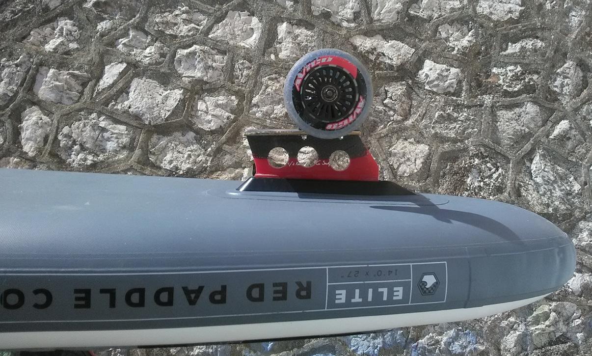 Chariot SUP (déterrage) Captur39