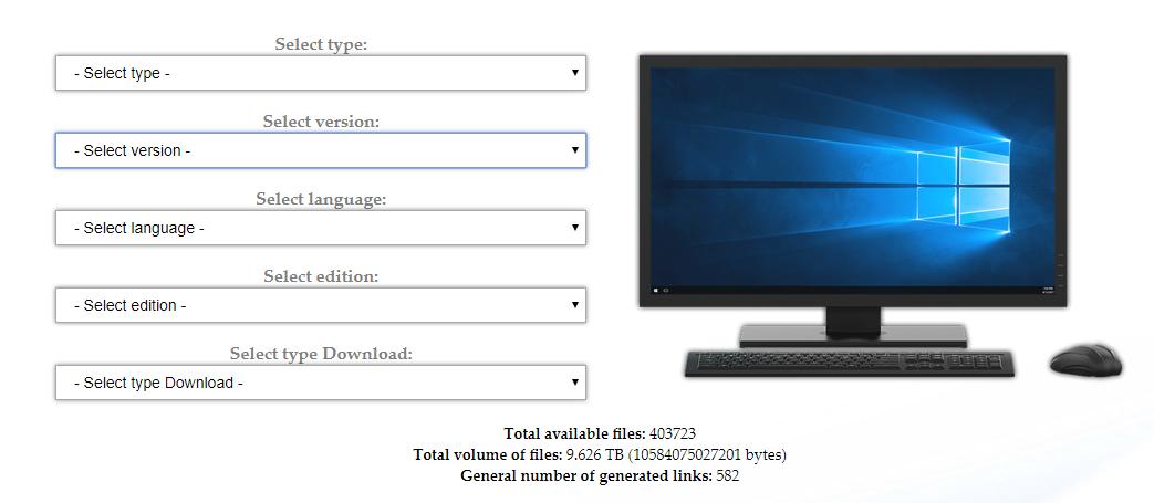 Windows 10 ISO create now even easier Adguar10