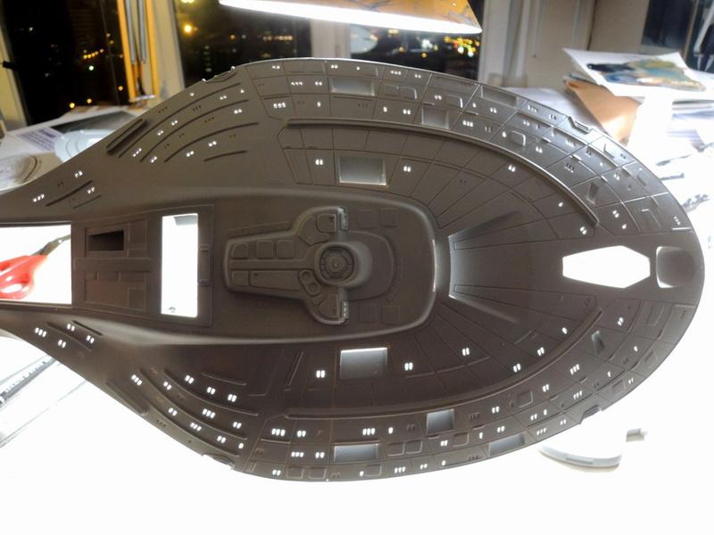 USS Voyager / REVELL 0210