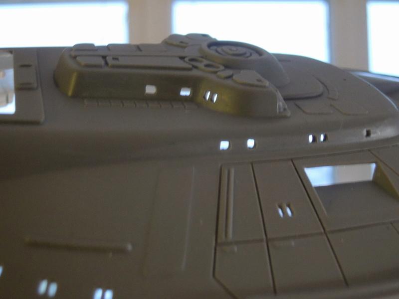 USS Voyager / REVELL Dscn4413