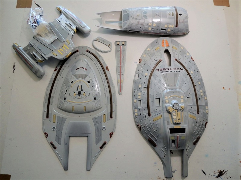 USS Voyager / REVELL - Page 3 Dscn4810