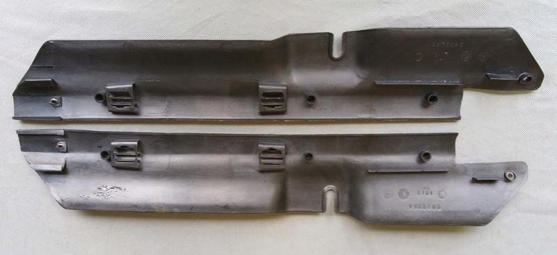 Upper Side Window Interior-Seat Belt Retainers For Sale Upper_12